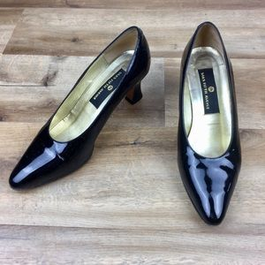 SAKS Fifth Avenue Italian Leather Heels / Pumps
